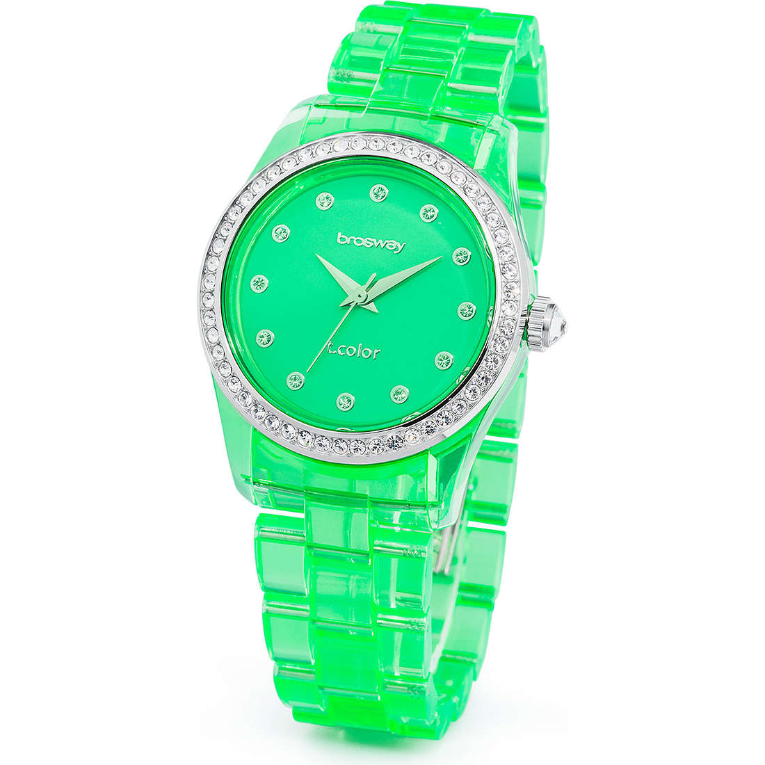 watch only time woman Brosway T-Color WTC53