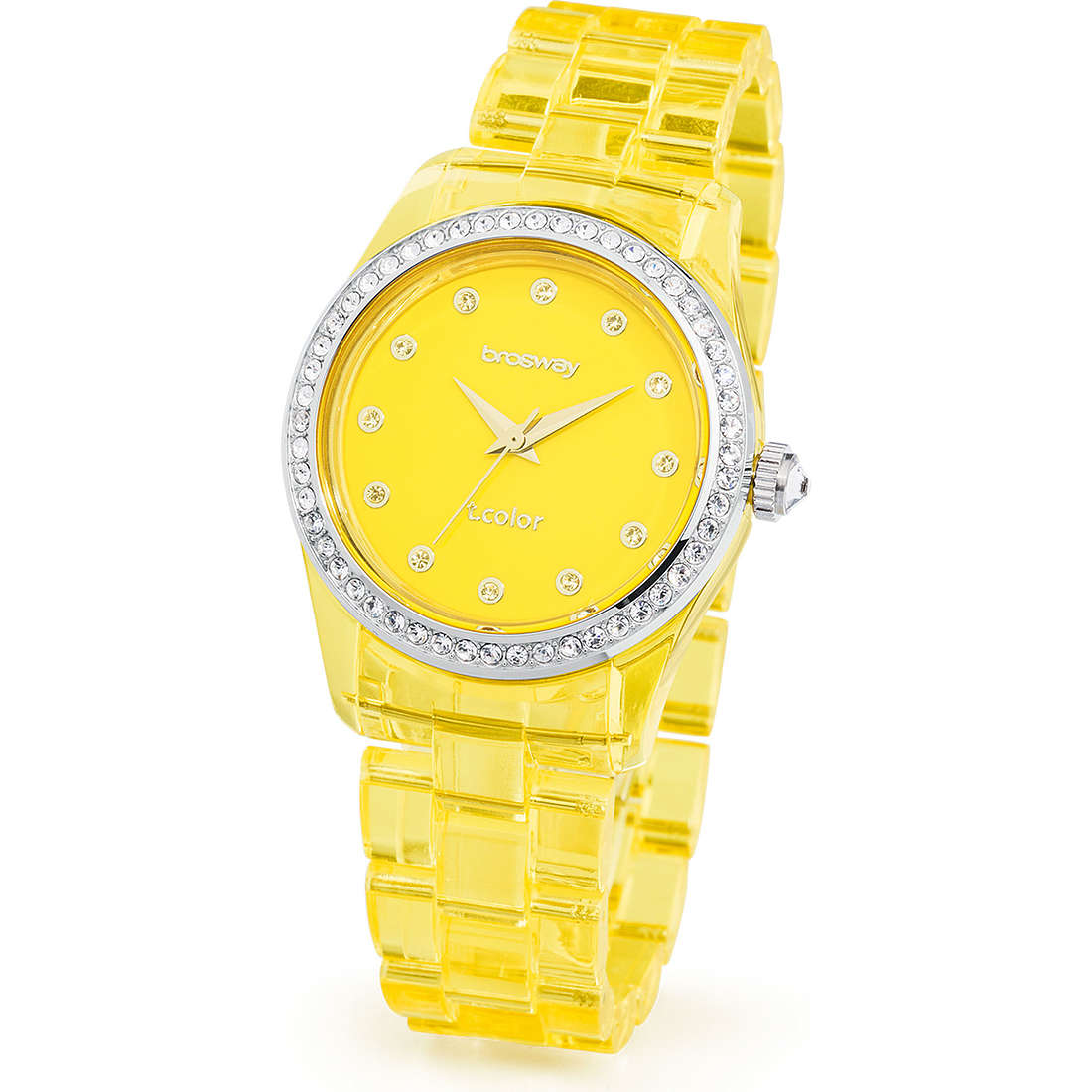 watch only time woman Brosway T-Color WTC56