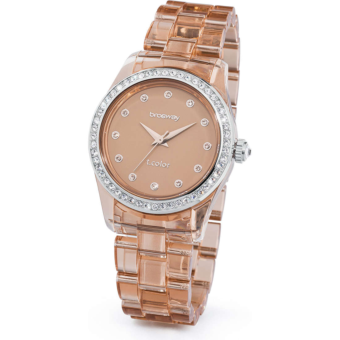 watch only time woman Brosway T-Color WTC57