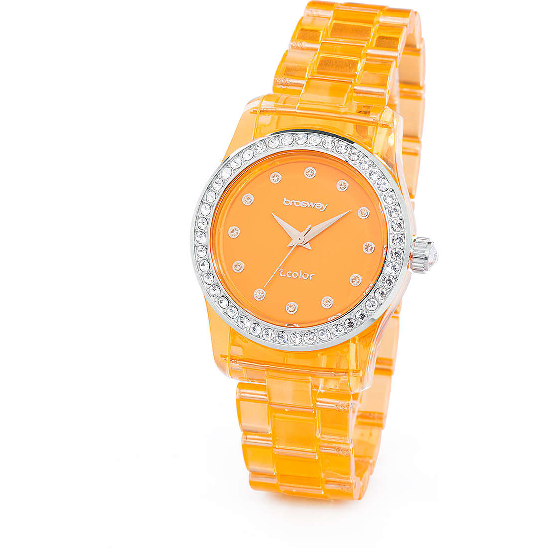 watch only time woman Brosway T-Color WTC60