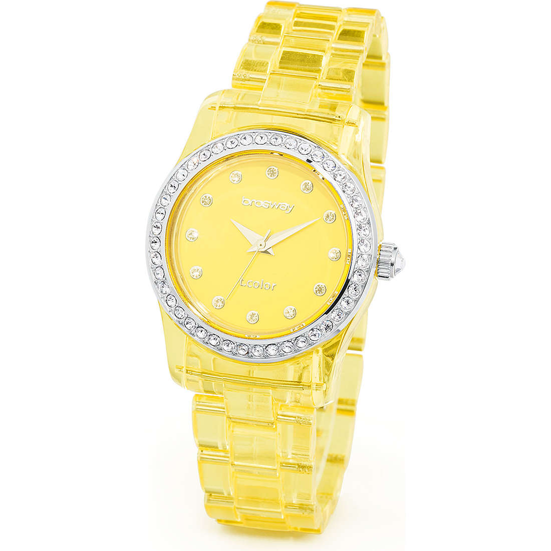 watch only time woman Brosway T-Color WTC61