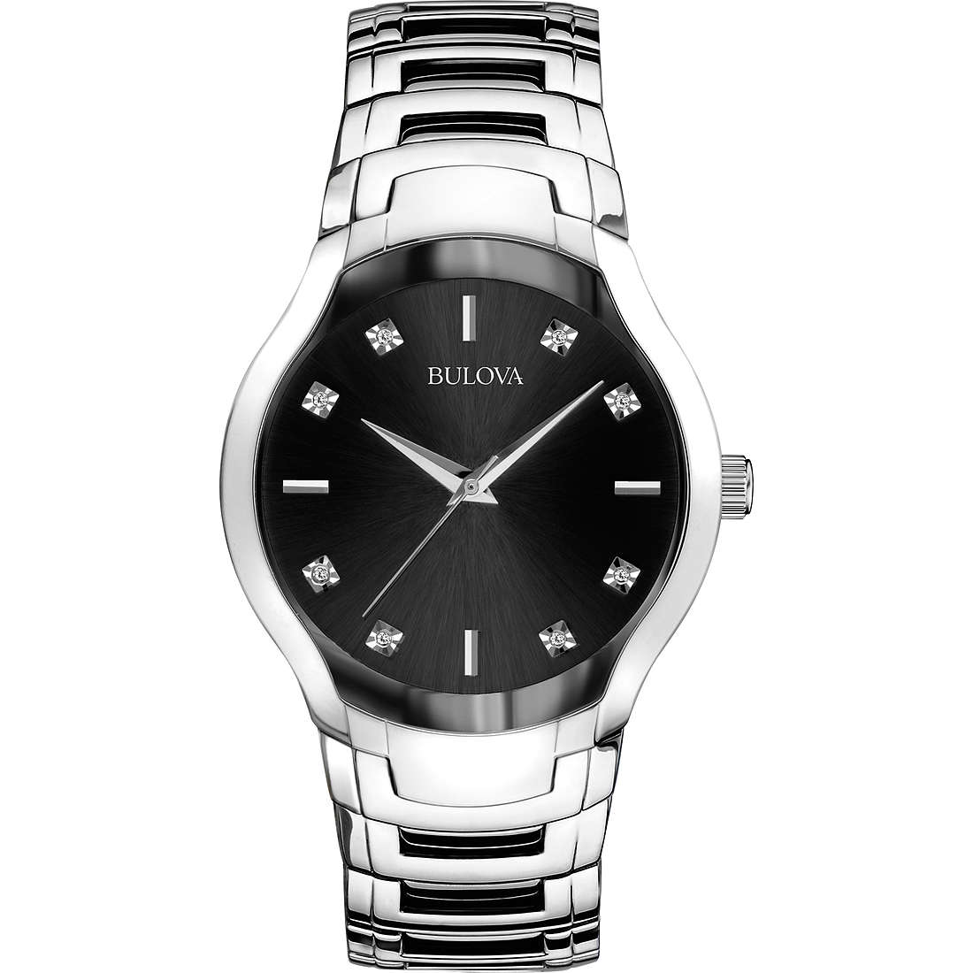 watch only time woman Bulova 96D117