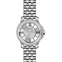 watch only time woman Bulova Accu Swiss Bellecombe 63R143