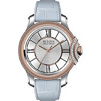 watch only time woman Bulova Accu Swiss Bellecombe 65R158