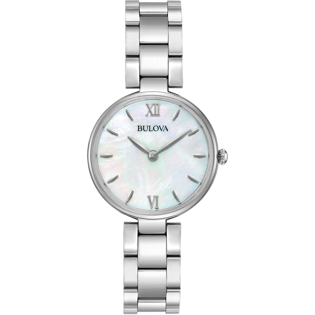 watch only time woman Bulova Classic 96L229