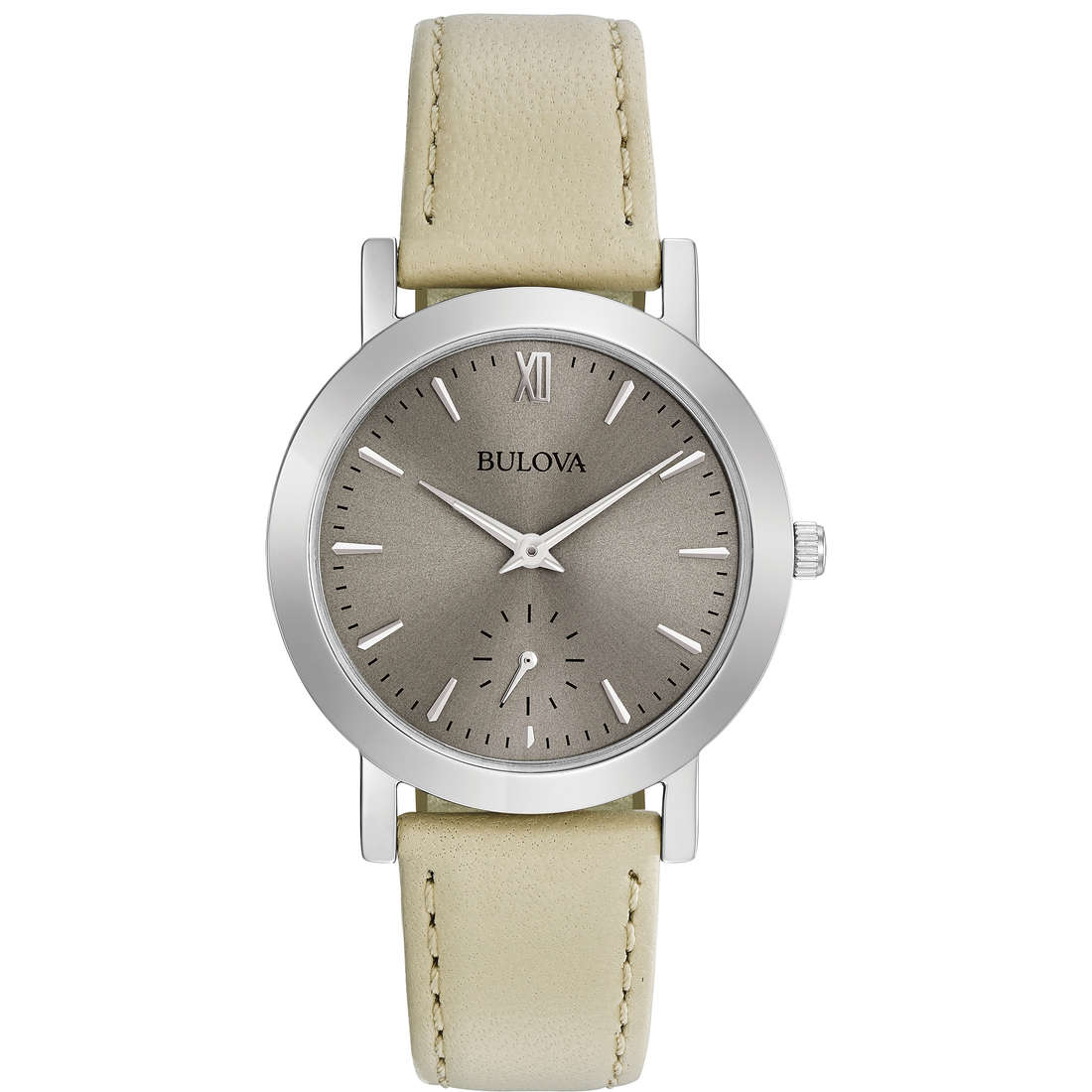 watch only time woman Bulova Classic 96L233
