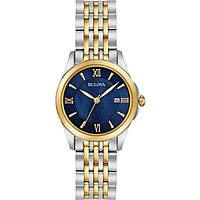 watch only time woman Bulova Classic 98M124