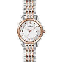watch only time woman Bulova Classic 98M125