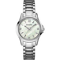 watch only time woman Bulova Diamanti 96P152
