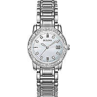 watch only time woman Bulova Diamanti 96R105