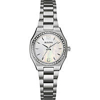 watch only time woman Bulova Diamanti 96R199