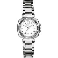 watch only time woman Bulova Diamanti 96R200