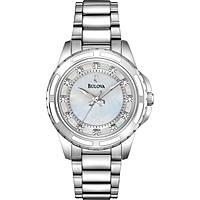watch only time woman Bulova Diamanti 96S144
