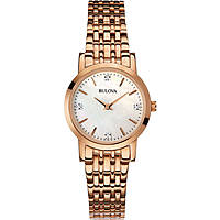 watch only time woman Bulova Diamanti 97S106