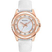 watch only time woman Bulova Diamanti 98S119