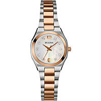 watch only time woman Bulova Diamanti 98S143
