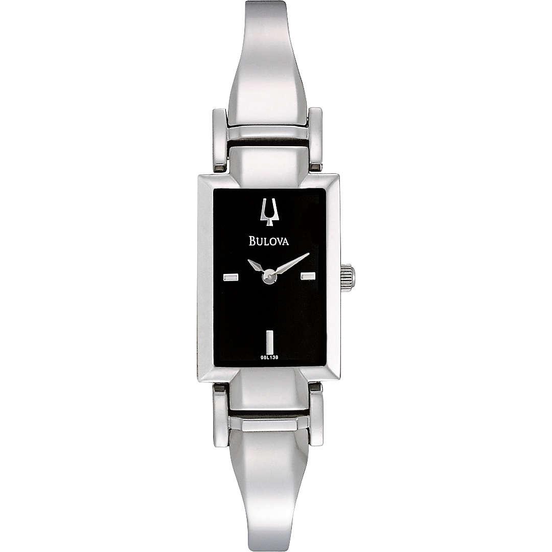 watch only time woman Bulova Dress 96L138