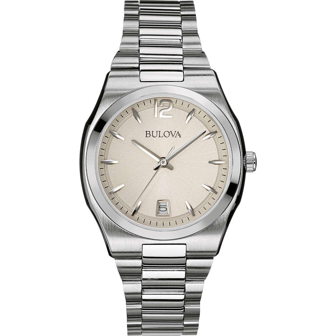 watch only time woman Bulova Dress 96M126