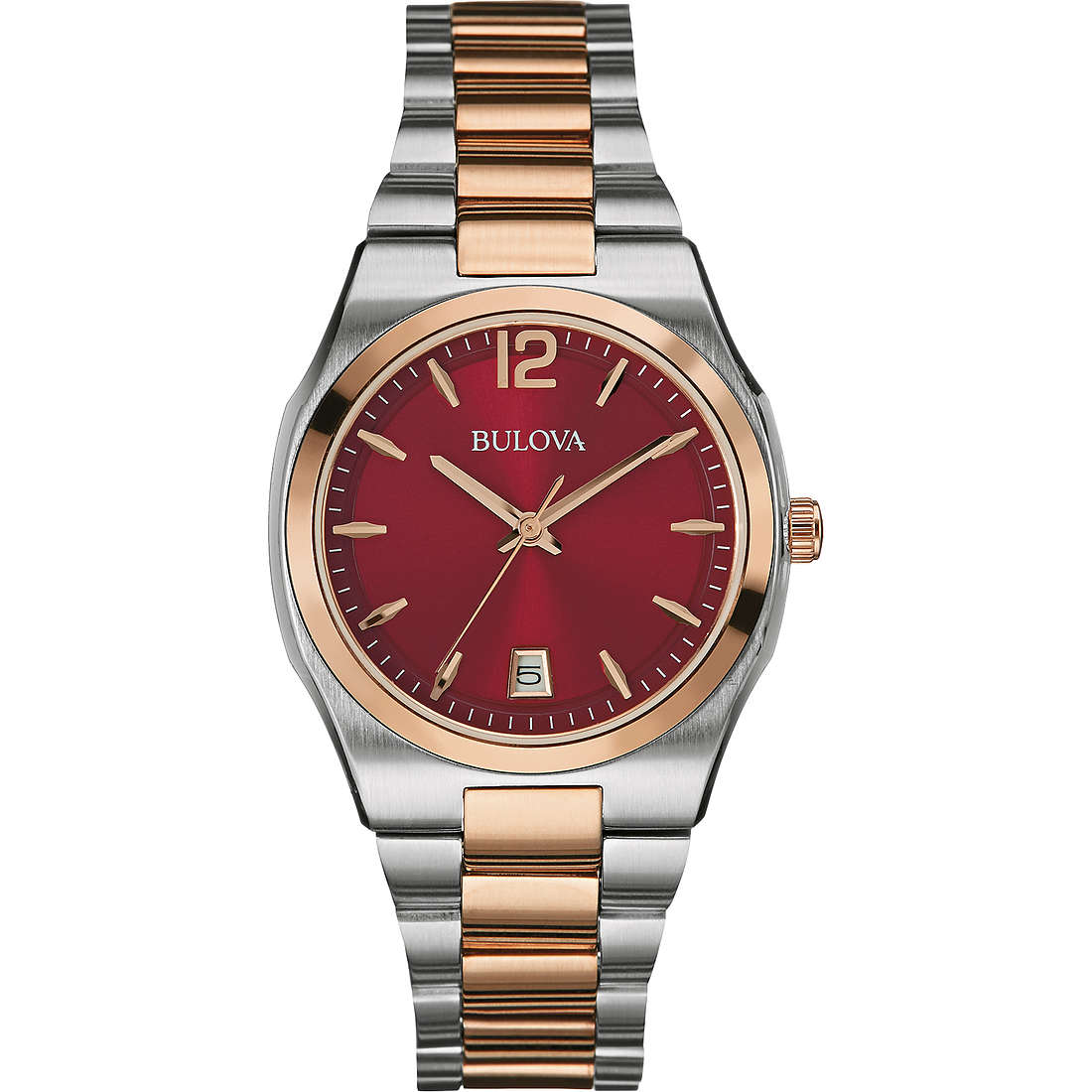 watch only time woman Bulova Dress 98M119
