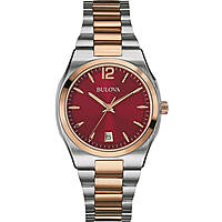 watch only time woman Bulova Dress 98M119