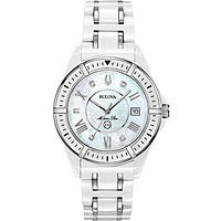 watch only time woman Bulova Marine Star 98P172