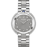 watch only time woman Bulova Rubayat 96R219