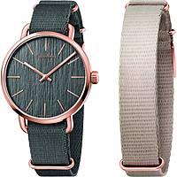 watch only time woman Calvin Klein Even K7B216P3