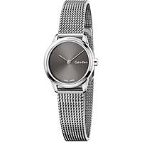 watch only time woman Calvin Klein Minimal K3M231Y3