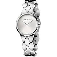 watch only time woman Calvin Klein Snake K6E23146