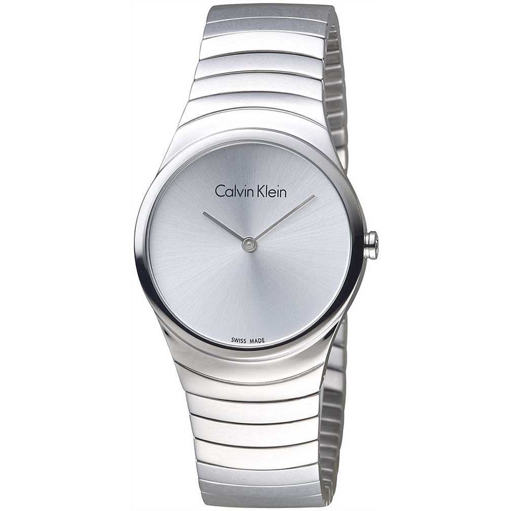 c7c9d9655ba4b watch only time woman Calvin Klein Whirl K8A23146 only time Calvin Klein
