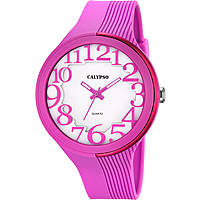watch only time woman Calypso K5706/2