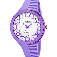 watch only time woman Calypso K5706/3