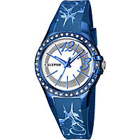 watch only time woman Calypso Trendy K5624/F