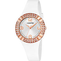watch only time woman Calypso Trendy K5659/1