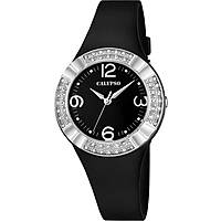 watch only time woman Calypso Trendy K5659/4
