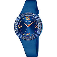 watch only time woman Calypso Trendy K5659/6