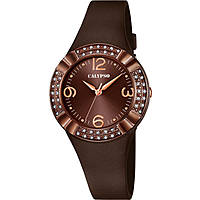 watch only time woman Calypso Trendy K5659/8
