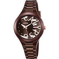 watch only time woman Calypso Trendy K5678/3