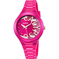 watch only time woman Calypso Trendy K5678/5