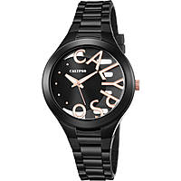 watch only time woman Calypso Trendy K5678/8