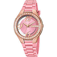 watch only time woman Calypso Trendy K5679/8