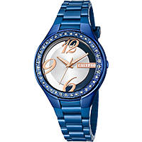 watch only time woman Calypso Trendy K5679/D