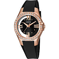 watch only time woman Calypso Trendy K5680/4