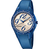 watch only time woman Calypso Trendy K5721/3