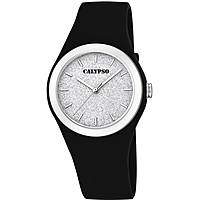 watch only time woman Calypso Trendy K5754/6