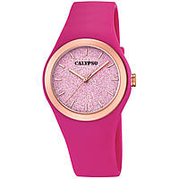 watch only time woman Calypso Trendy K5755/5