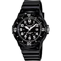 watch only time woman Casio CASIO COLLECTION LRW-200H-1BVEF