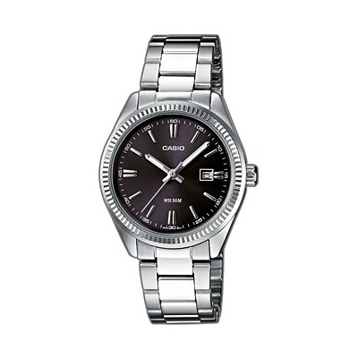 watch only time woman Casio CASIO COLLECTION LTP-1302D-1A1VEF