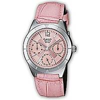 watch only time woman Casio CASIO COLLECTION LTP-2069L-4AVEF