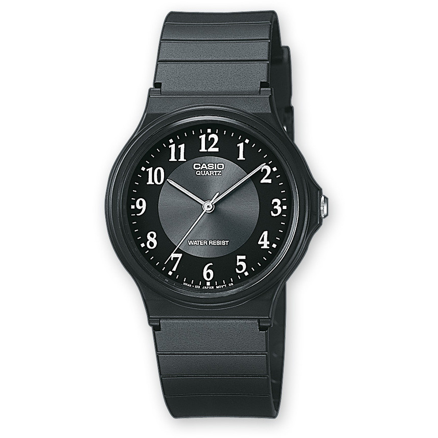 watch only time woman Casio Casio Collection MQ-24-1B3LLEF